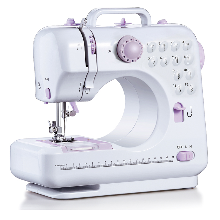 Multi-functional domestic household sewing machine FHSM-505
