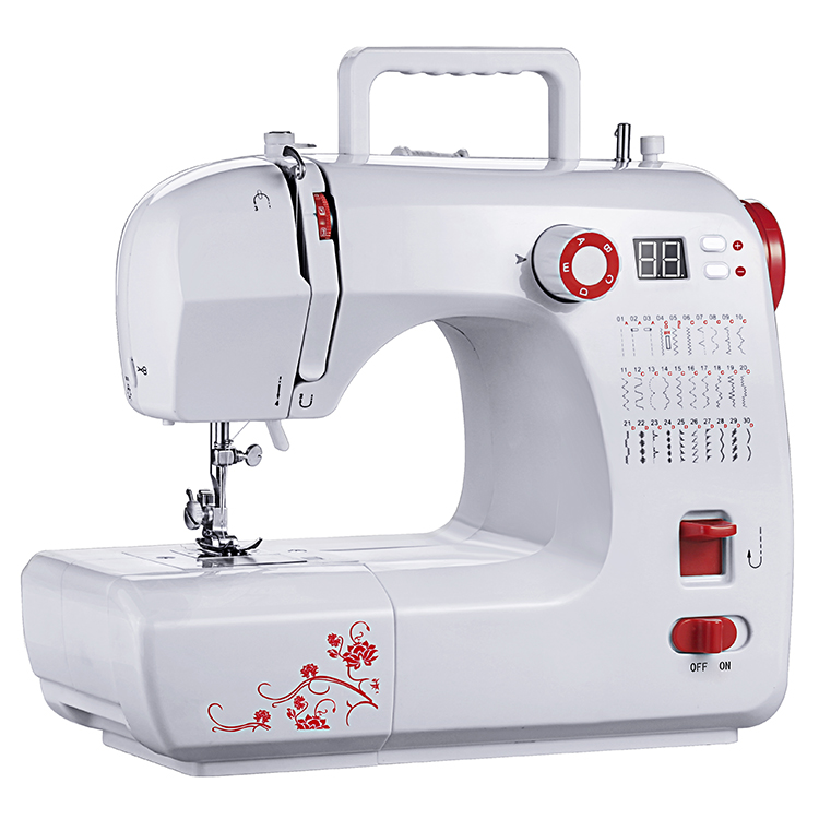 Multi-function computerized domestic sewing machine FHSM-702