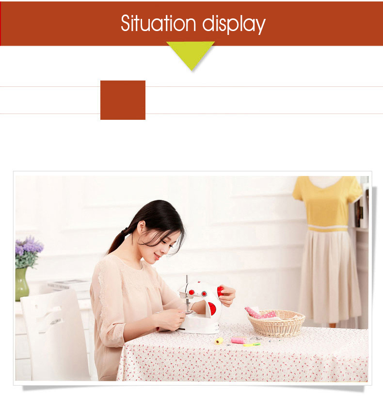 best mini sewing machine 201-11 situation display