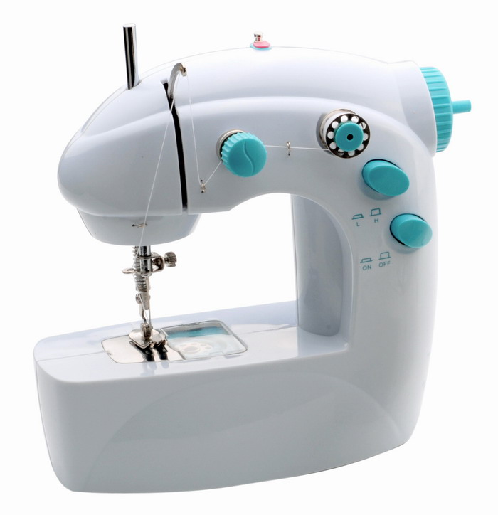 Mini household stitching machine sewing machine 1