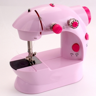 MINI Household Electric stitches sewing Machine FHSM-202