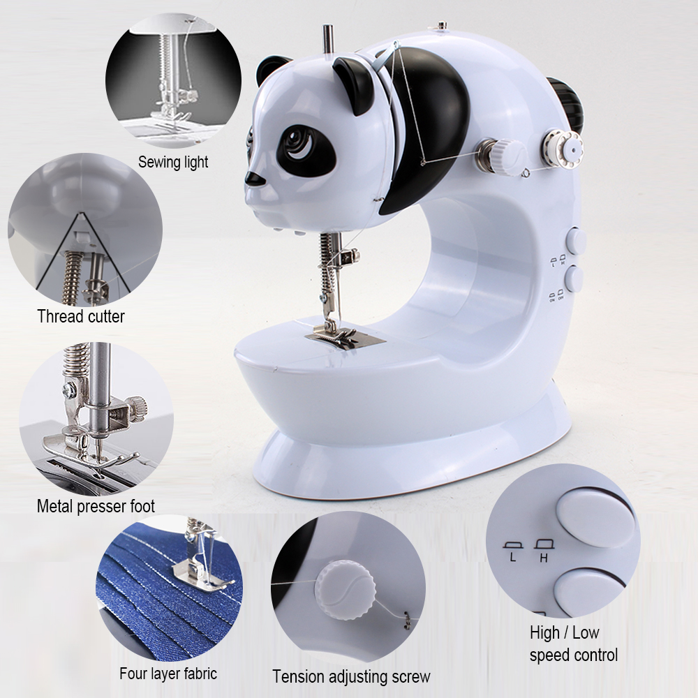 Electric Panda Household Sewing Machine