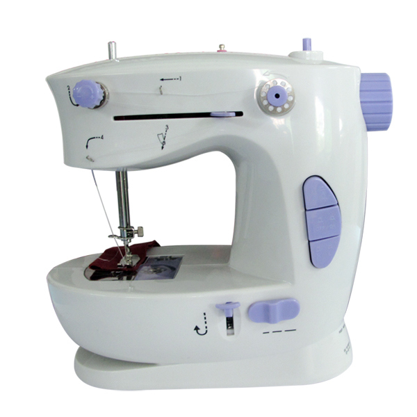 Manual Feed Mechanism Sewing Machine 1